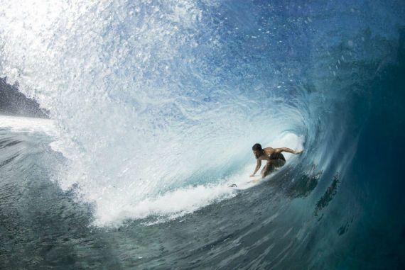 Dupla no Tahiti