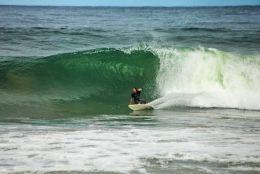 Swell ganha pressão