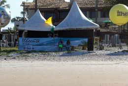 Expectativa na Praia do Sul