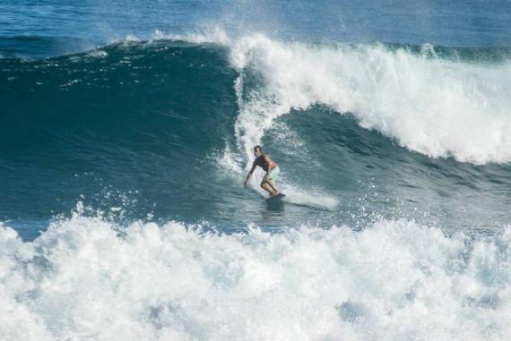 Aquecimento no Hawaii