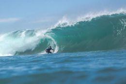 Evolução no surfe